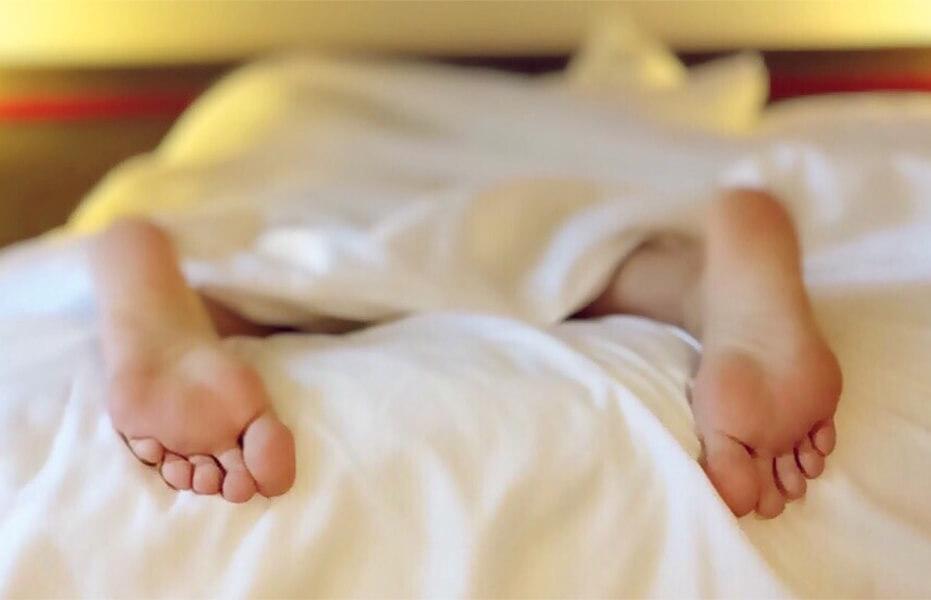 Einschlafen für Erwachsene Dein Sandmann